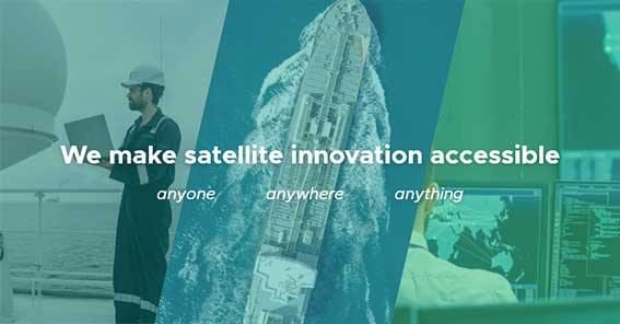 "G&S SatCom at LinkedIn about ""We make satellite innovation accessible"""